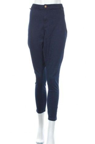 Γυναικείο Τζίν Now, Μέγεθος 3XL, Χρώμα Μπλέ, Βαμβάκι, πολυεστέρας, ελαστάνη, Τιμή 17,54€