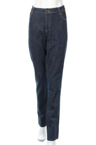Дамски дънки Old Navy, Размер XXL, Цвят Син, 99% памук, 1% еластан, Цена 28,35лв.