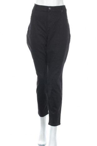 Дамски дънки Old Navy, Размер XL, Цвят Черен, 70% памук, 28% полиестер, 2% еластан, Цена 29,40лв.