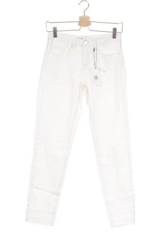 Дамски дънки Opus, Размер S, Цвят Екрю, 92% памук, 8% еластан, Цена 54,00лв.