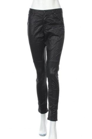 Дамски дънки Part Two, Размер L, Цвят Черен, 98% памук, 2% еластан, Цена 26,93лв.
