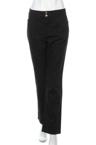 Дамски дънки Ralph Lauren, Размер XL, Цвят Черен, 99% памук, 1% еластан, Цена 50,40лв.