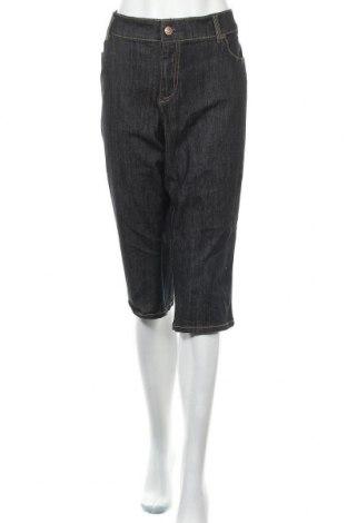 Дамски дънки Seven 7, Размер XXL, Цвят Син, 98% памук, 2% еластан, Цена 7,56лв.