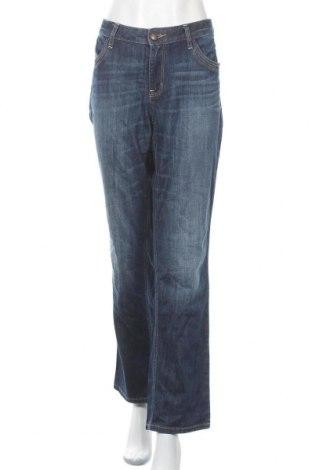 Дамски дънки Tom Tailor, Размер XL, Цвят Син, 98% памук, 2% еластан, Цена 39,90лв.