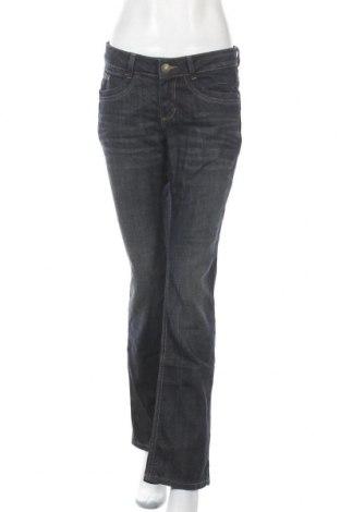 Дамски дънки Tom Tailor, Размер M, Цвят Син, 98% памук, 2% еластан, Цена 36,91лв.