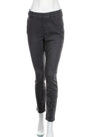 Dámské džíny  Woman By Tchibo, Velikost L, Barva Šedá, 80% bavlna, 18% polyester, 2% elastan, Cena  335,00Kč