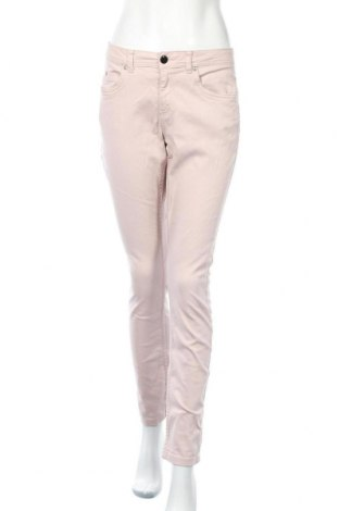 Дамски дънки Woman By Tchibo, Размер L, Цвят Розов, 98% памук, 2% еластан, Цена 17,64лв.
