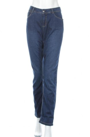 Γυναικείο Τζίν Yessica, Μέγεθος L, Χρώμα Μπλέ, 98% βαμβάκι, 2% ελαστάνη, Τιμή 14,94€