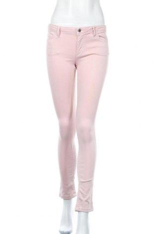 Дамски дънки Zara, Размер M, Цвят Розов, Цена 10,92лв.