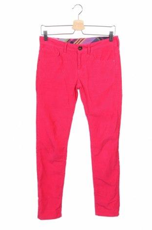 Дамски джинси Adidas Neo, Размер S, Цвят Розов, 99% памук, 1% еластан, Цена 35,25лв.