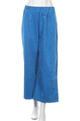 Γυναικείο κοτλέ παντελόνι Dr. Denim, Μέγεθος XL, Χρώμα Μπλέ, Βαμβάκι, Τιμή 19,73€