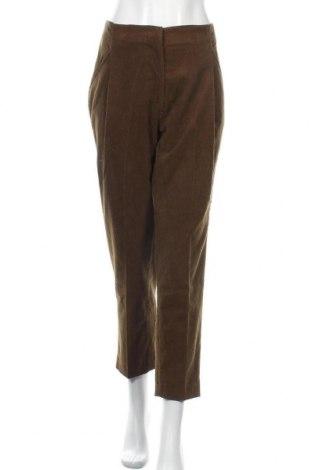 Дамски джинси Native Youth, Размер M, Цвят Зелен, Памук, Цена 29,96лв.