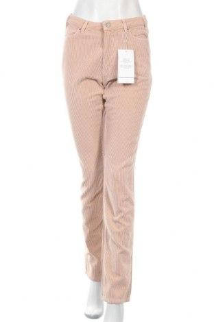 Дамски джинси Vero Moda, Размер S, Цвят Розов, Памук, Цена 36,15лв.