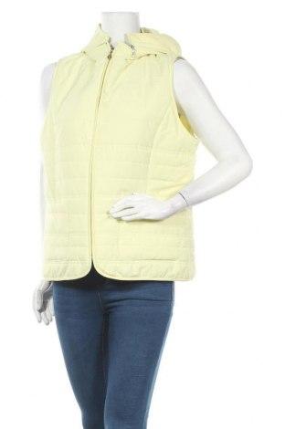 Dámská vesta  Divino, Velikost XL, Barva Žlutá, Polyester, Cena  364,00Kč
