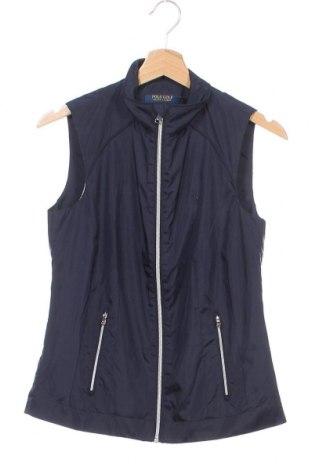 Γυναικείο γιλέκο Ralph Lauren, Μέγεθος XS, Χρώμα Μπλέ, Πολυεστέρας, Τιμή 25,08€