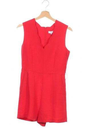 Γυναικεία σαλοπέτα Claudie Pierlot, Μέγεθος XS, Χρώμα Κόκκινο, Πολυεστέρας, Τιμή 53,74€