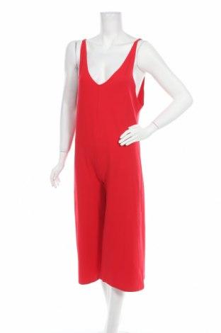 Dámský overal Ellesse, Velikost S, Barva Červená, 95% bavlna, 5% elastan, Cena  859,00Kč