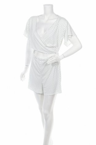 Dámský overal Even&Odd, Velikost XL, Barva Bílá, 95% polyester, 5% elastan, Cena  566,00Kč