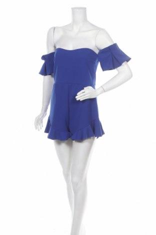 Γυναικεία σαλοπέτα New Look, Μέγεθος L, Χρώμα Μπλέ, 95% πολυεστέρας, 5% ελαστάνη, Τιμή 23,97€