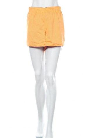 Γυναικείο κοντό παντελόνι, Μέγεθος XXL, Χρώμα Κίτρινο, Τιμή 13,64€