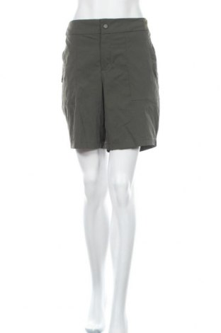 Дамски къс панталон, Размер XL, Цвят Зелен, 96% полиамид, 4% еластан, Цена 18,95лв.
