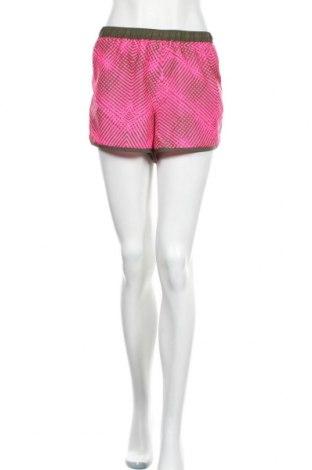 Γυναικείο κοντό παντελόνι Adidas, Μέγεθος L, Χρώμα Ρόζ , Πολυεστέρας, Τιμή 14,91€