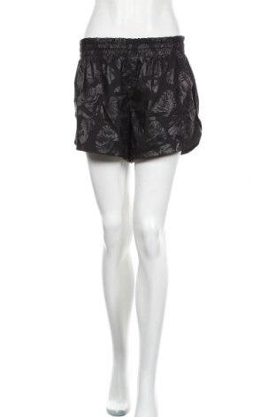 Γυναικείο κοντό παντελόνι Athleta, Μέγεθος L, Χρώμα Μαύρο, Πολυεστέρας, Τιμή 14,94€