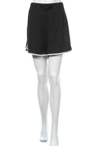 Дамски къс панталон Athletic Works, Размер XXL, Цвят Черен, Полиестер, Цена 18,90лв.