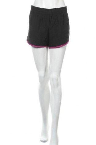 Дамски къс панталон Athletic Works, Размер L, Цвят Черен, Полиестер, Цена 23,94лв.