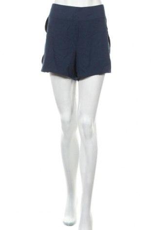 Γυναικείο κοντό παντελόνι Avia, Μέγεθος L, Χρώμα Μπλέ, 86% πολυεστέρας, 14% ελαστάνη, Τιμή 10,39€