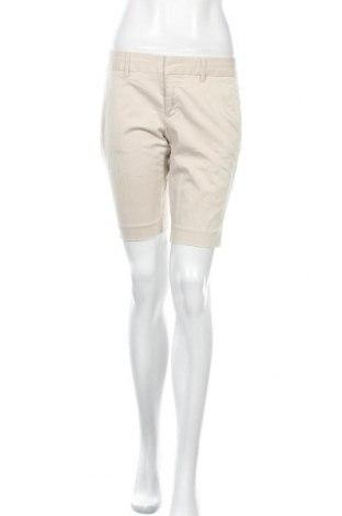 Γυναικείο κοντό παντελόνι Banana Republic, Μέγεθος S, Χρώμα  Μπέζ, 98% βαμβάκι, 2% ελαστάνη, Τιμή 18,19€