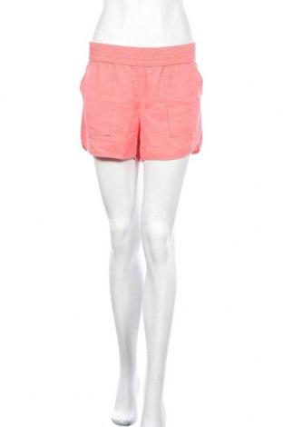 Γυναικείο κοντό παντελόνι Banana Republic, Μέγεθος M, Χρώμα Ρόζ , Lyocell, Τιμή 13,51€