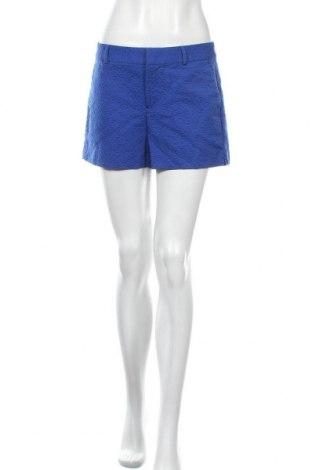 Γυναικείο κοντό παντελόνι Banana Republic, Μέγεθος M, Χρώμα Μπλέ, 64% βαμβάκι, 36% πολυεστέρας, Τιμή 17,66€