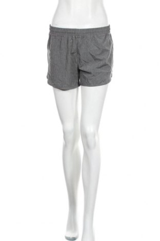 Γυναικείο κοντό παντελόνι Champion, Μέγεθος S, Χρώμα Γκρί, 90% πολυεστέρας, 10% ελαστάνη, Τιμή 13,64€