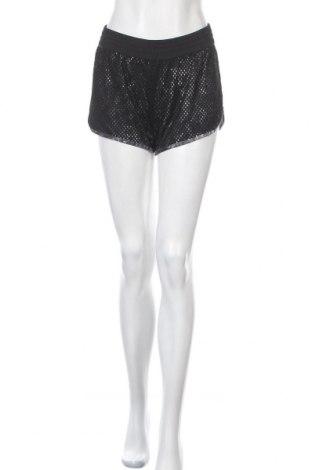 Γυναικείο κοντό παντελόνι Champion, Μέγεθος M, Χρώμα Μαύρο, Πολυεστέρας, Τιμή 12,34€