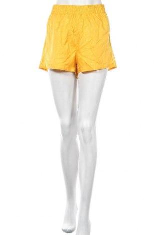 Дамски къс панталон Circuit, Размер XL, Цвят Жълт, Полиестер, Цена 38,90лв.