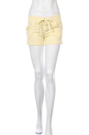 Dámské kraťasy  Cubus, Velikost M, Barva Žlutá, Bavlna, Cena  172,00Kč