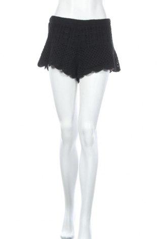 Γυναικείο κοντό παντελόνι H&M Divided, Μέγεθος M, Χρώμα Μαύρο, Βαμβάκι, Τιμή 9,74€