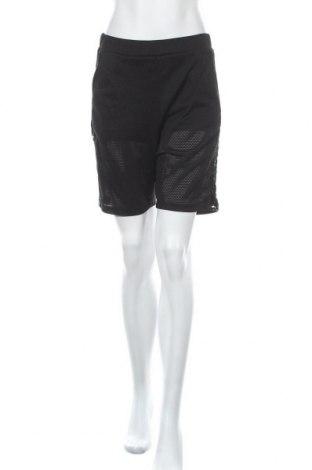 Γυναικείο κοντό παντελόνι H&M Divided, Μέγεθος S, Χρώμα Μαύρο, 100% πολυεστέρας, Τιμή 11,69€