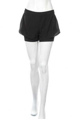 Dámské kraťasy  H&M Sport, Velikost M, Barva Černá, 86% polyester, 14% elastan, Cena  303,00Kč