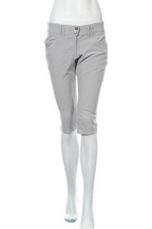 Дамски спортен панталон H&M Sport, Размер S, Цвят Сив, 85% полиестер, 15% еластан, Цена 22,05лв.