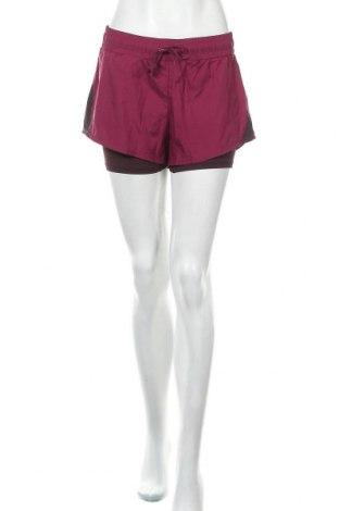 Дамски къс панталон H&M Sport, Размер M, Цвят Розов, Цена 17,96лв.