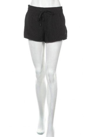Дамски къс панталон H&M Sport, Размер M, Цвят Черен, Полиестер, Цена 15,96лв.