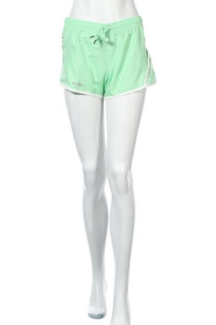 Дамски къс панталон Inoc, Размер M, Цвят Зелен, Полиестер, Цена 17,64лв.
