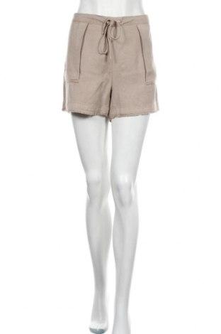 Дамски къс панталон Liebeskind, Размер XL, Цвят Сив, Лиосел, Цена 81,75лв.