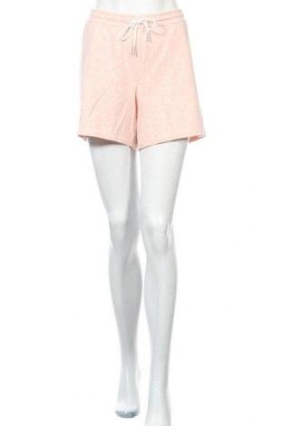 Дамски къс панталон New Balance, Размер XL, Цвят Розов, Цена 27,30лв.