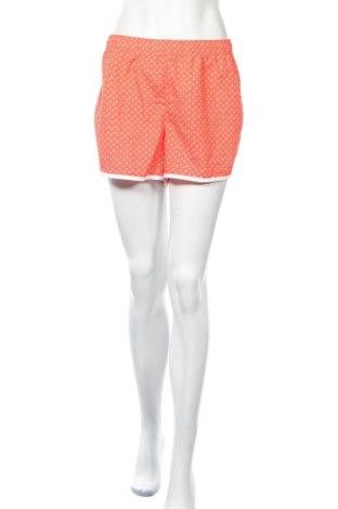 Дамски къс панталон New Balance, Размер XL, Цвят Оранжев, Цена 30,24лв.