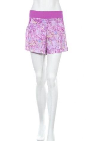 Дамски къс панталон Rbx, Размер XL, Цвят Многоцветен, 95% полиестер, 5% еластан, Цена 16,80лв.