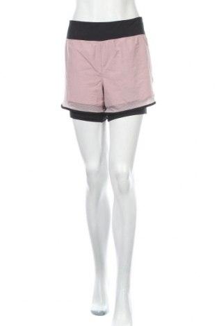 Дамски къс панталон Rbx, Размер XL, Цвят Розов, 92% полиестер, 8% еластан, Цена 19,85лв.