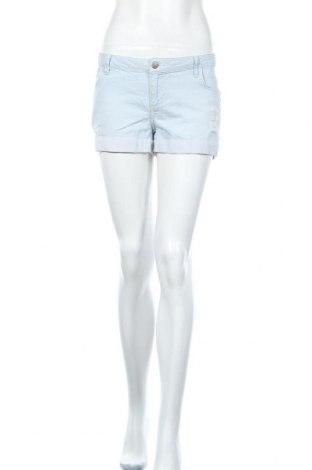 Дамски къс панталон Sparkz, Размер L, Цвят Син, 98% памук, 2% еластан, Цена 7,72лв.